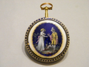 Orologio da tasca francese con