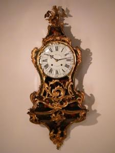 Pendola da parete Luigi XV del modello