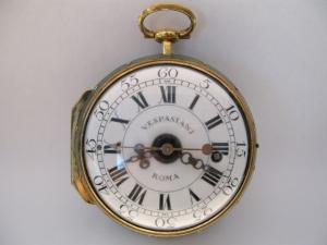 Piccolo orologio da carrozza Italiano