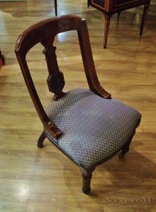 Quattro sedie Inglesi
